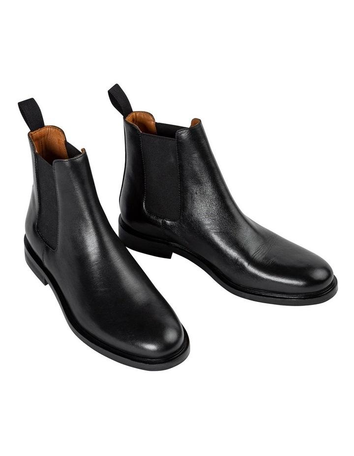 Arctic Black Como Ankle Boots image 2
