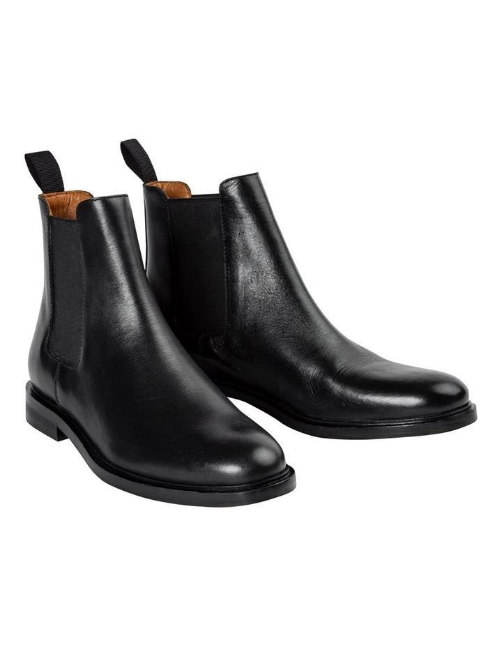 Arctic Black Como Ankle Boots image 3