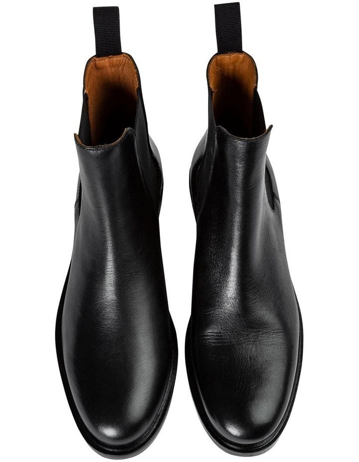 Arctic Black Como Ankle Boots image 4
