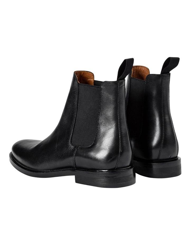 Arctic Black Como Ankle Boots image 5