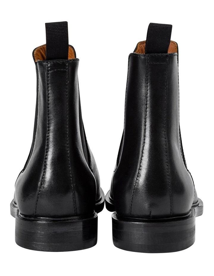 Arctic Black Como Ankle Boots image 6