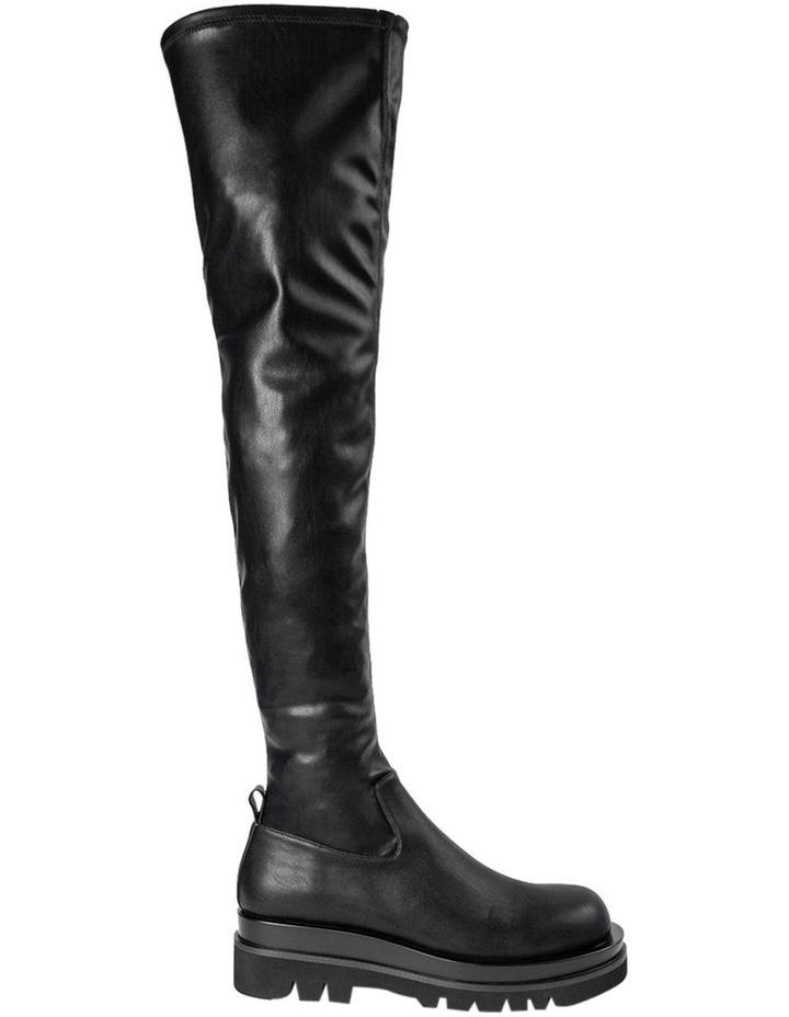 Bellair Black Venezia Long Boots image 1