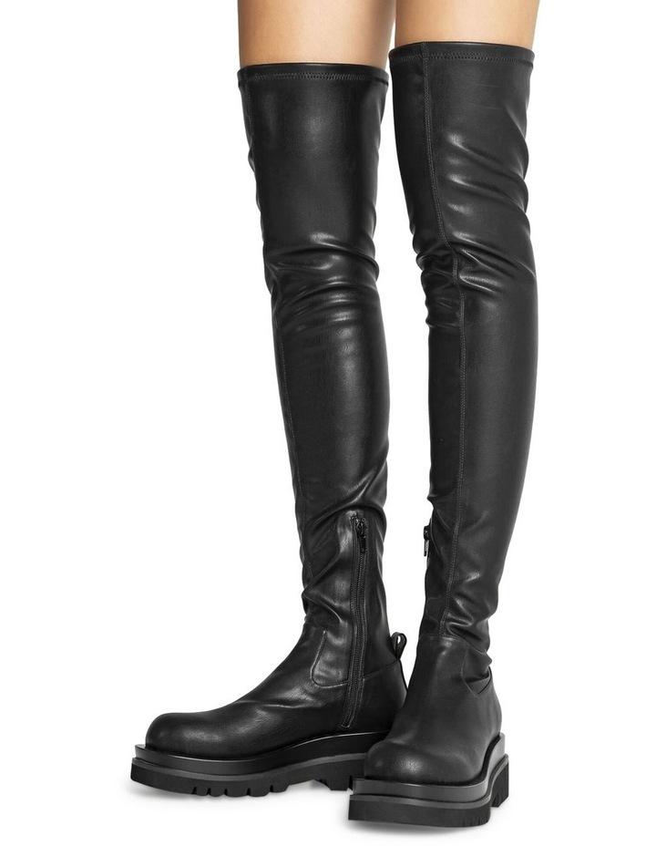 Bellair Black Venezia Long Boots image 2