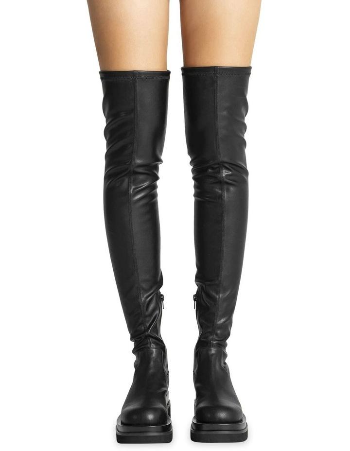 Bellair Black Venezia Long Boots image 3