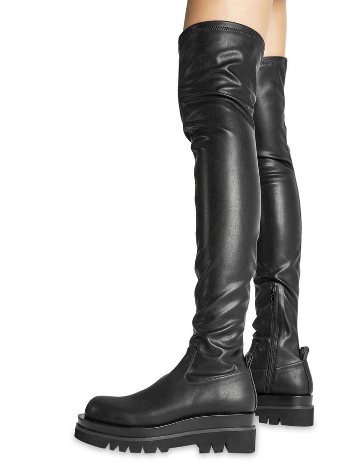 Bellair Black Venezia Long Boots image 4