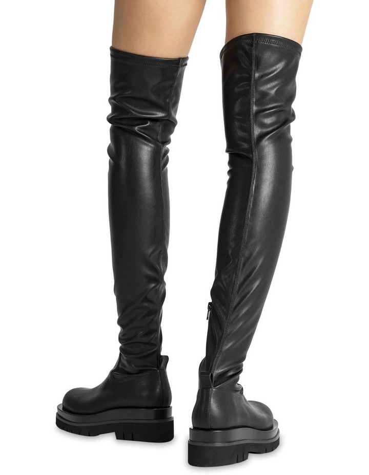 Bellair Black Venezia Long Boots image 5