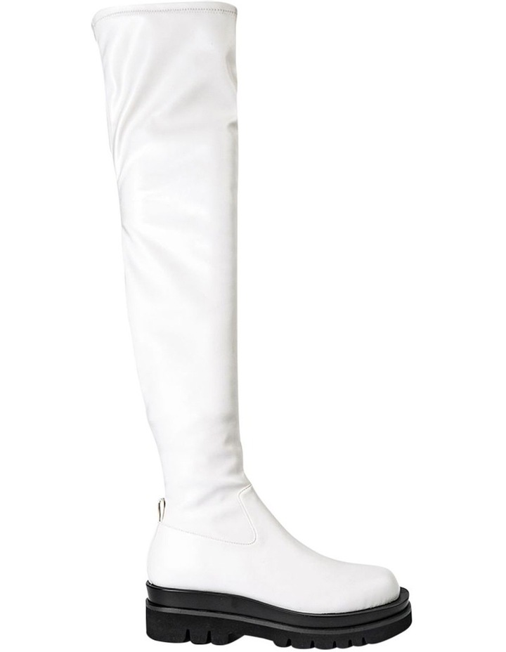 Bellair Cream Venezia Long Boots image 1