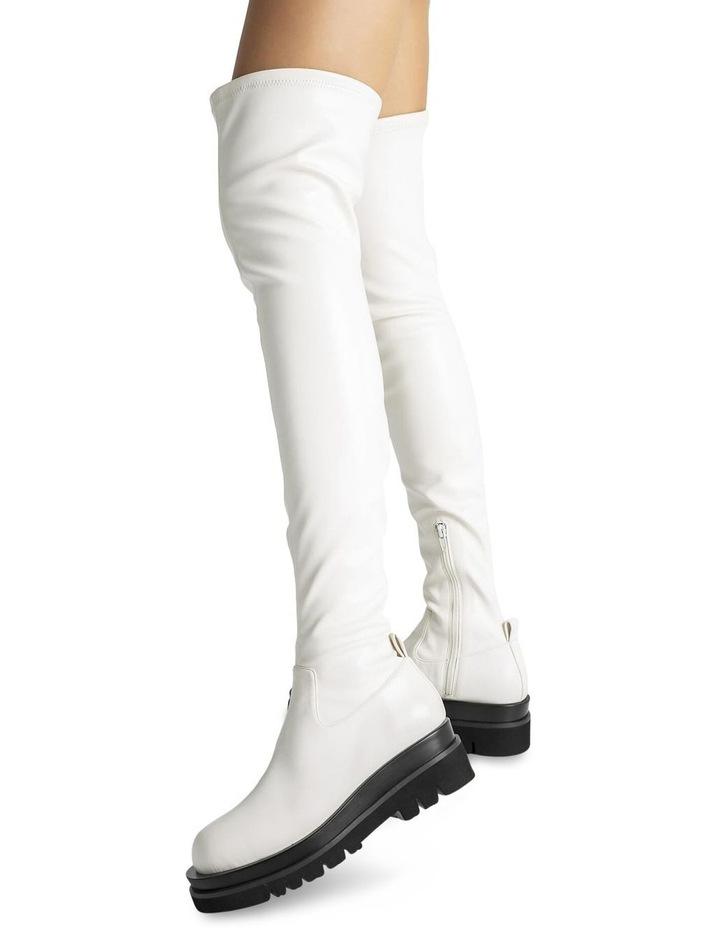 Bellair Cream Venezia Long Boots image 2