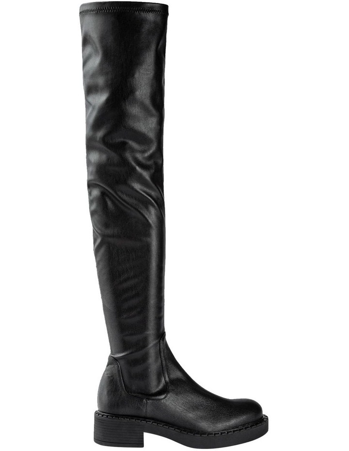 Cascade Black Venezia Long Boots image 1