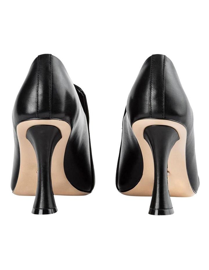 Celle Black Como Heels image 7