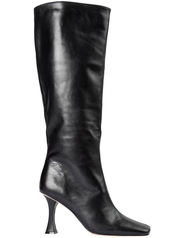 Cori Black Como Calf Boots image 1