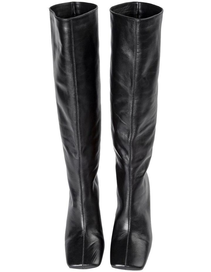 Cori Black Como Calf Boots image 2