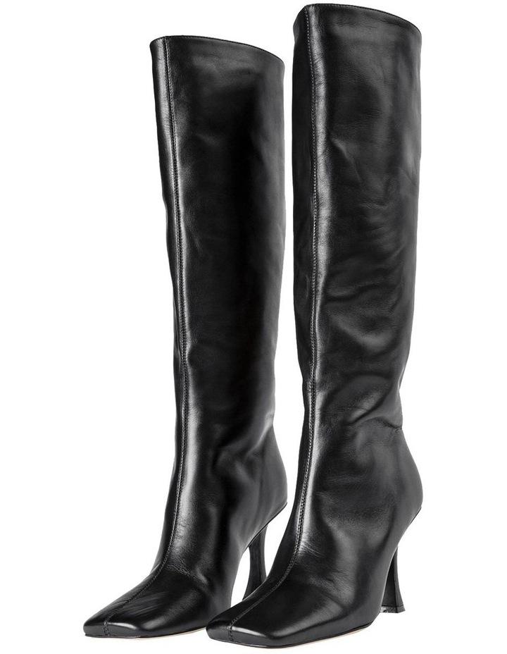 Cori Black Como Calf Boots image 3