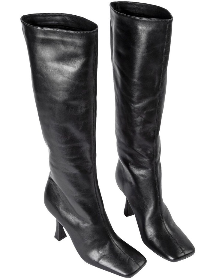 Cori Black Como Calf Boots image 4