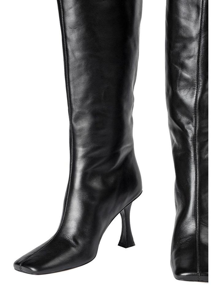 Cori Black Como Calf Boots image 5