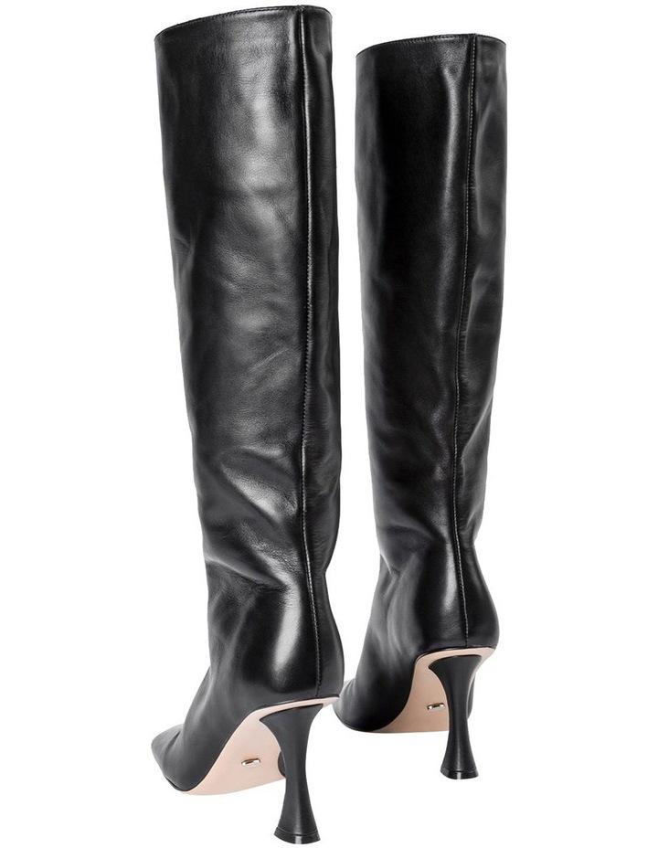 Cori Black Como Calf Boots image 6