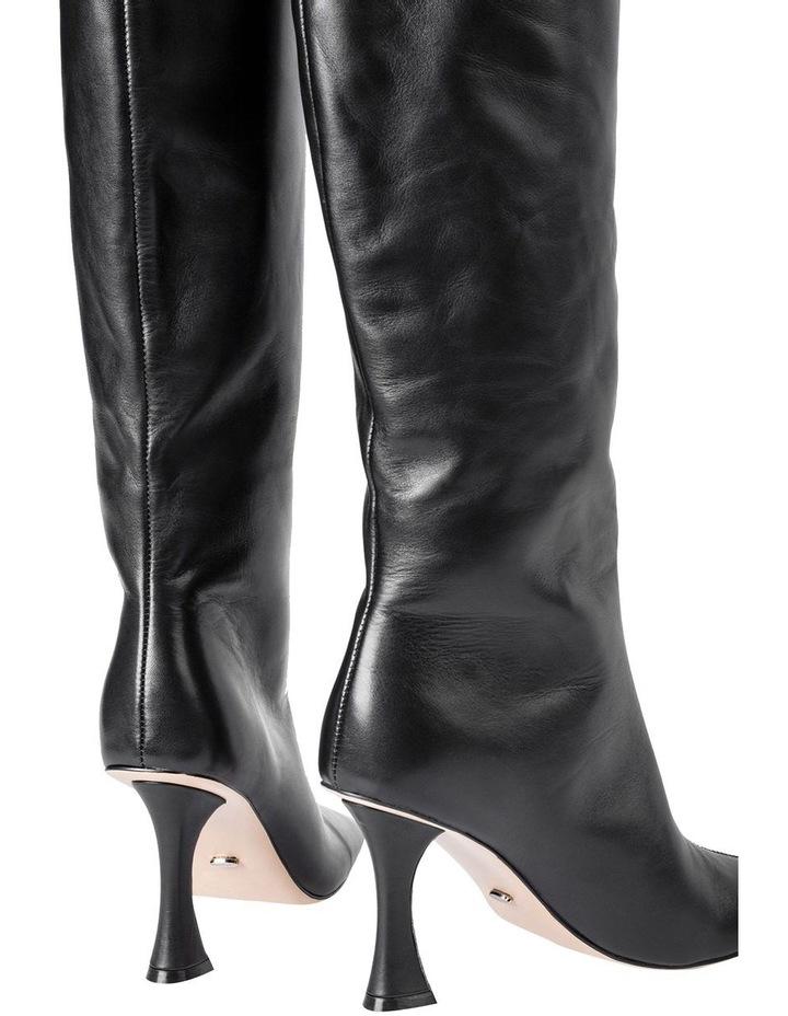 Cori Black Como Calf Boots image 7