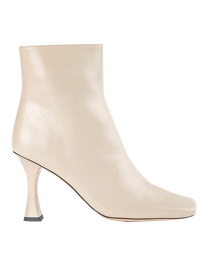 Cuomo Vanilla Capretto Ankle Boots image 1