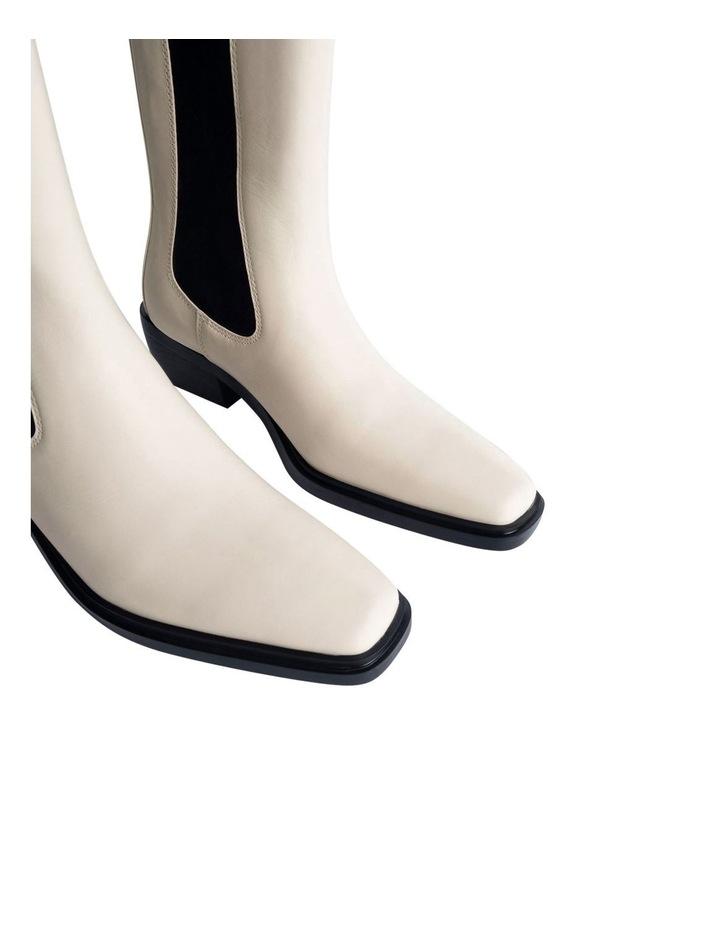 Dua Dove Capretto Ankle Boots image 3