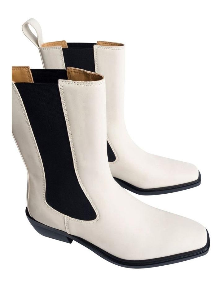 Dua Dove Capretto Ankle Boots image 4