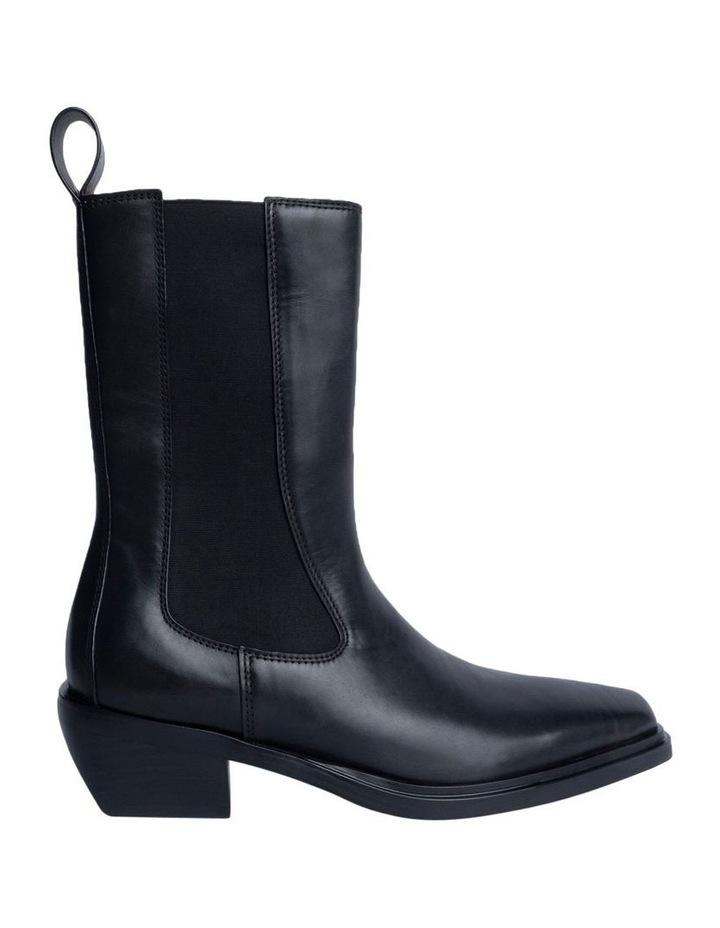 Dua Black Como Ankle Boots image 1