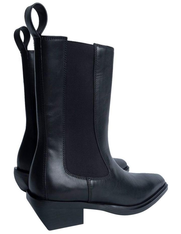 Dua Black Como Ankle Boots image 3