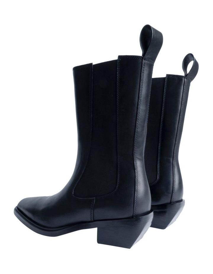 Dua Black Como Ankle Boots image 4