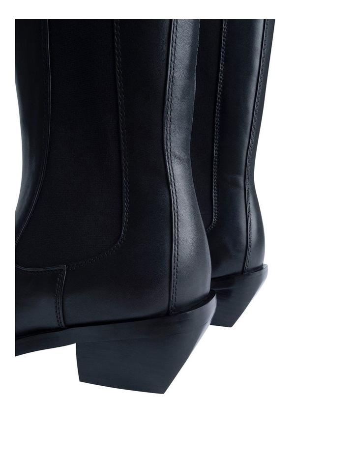 Dua Black Como Ankle Boots image 5