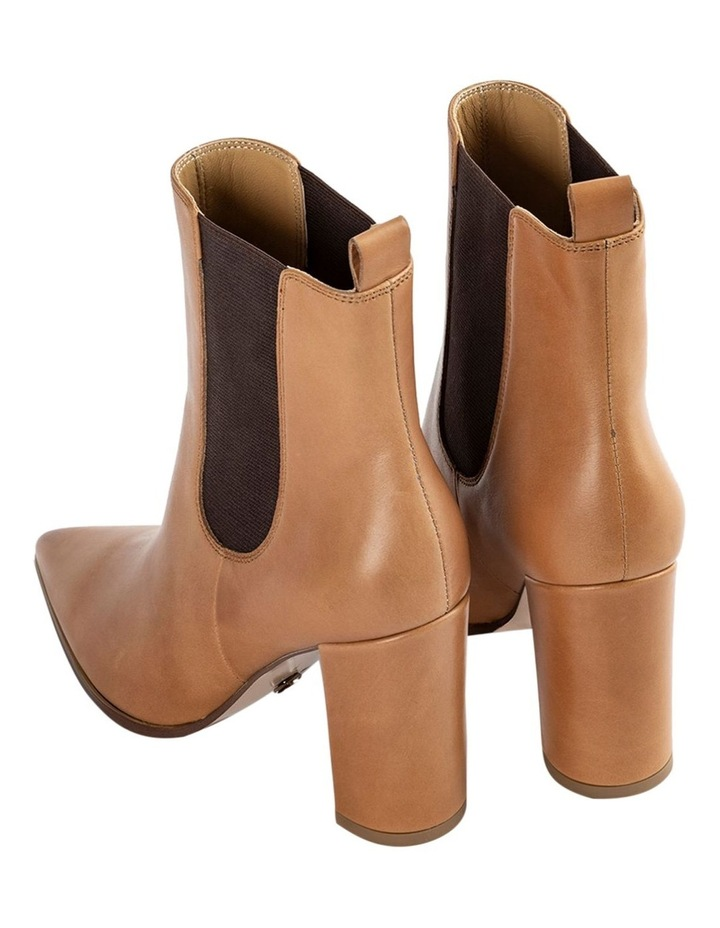 Easton Tan Como Ankle Boots image 3
