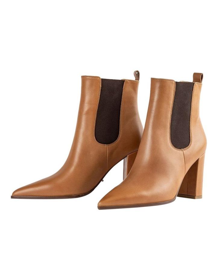 Easton Tan Como Ankle Boots image 4