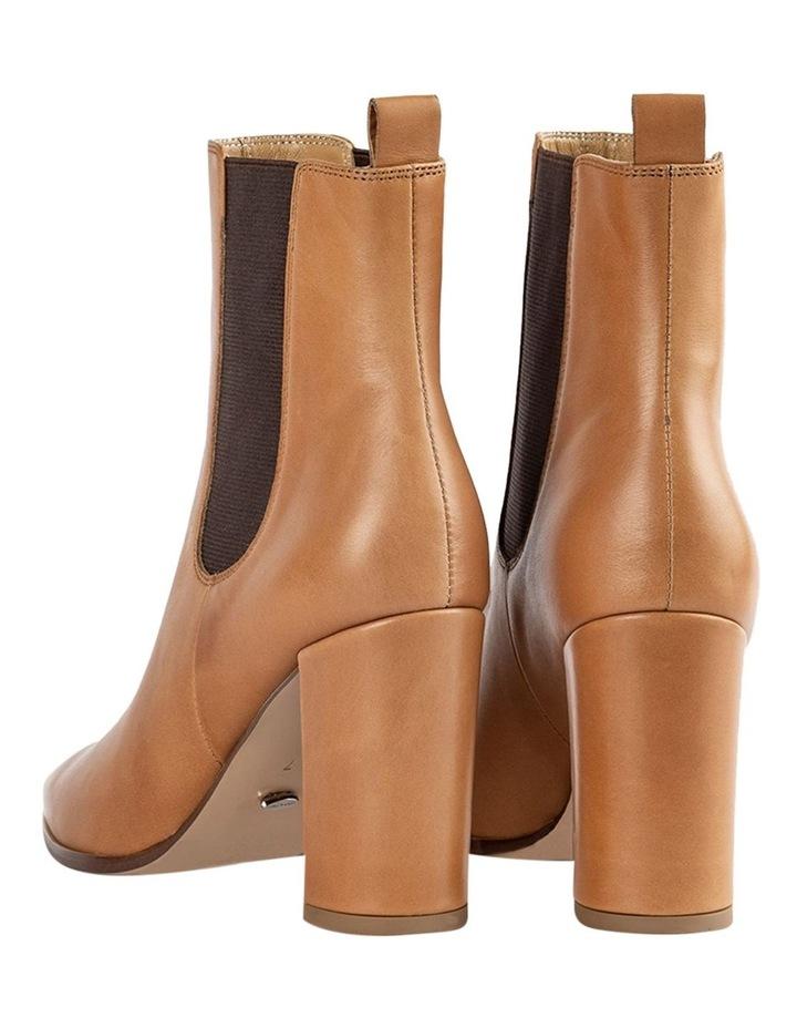 Easton Tan Como Ankle Boots image 6