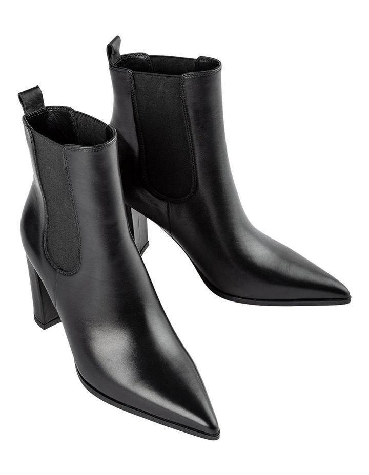 Easton Black Como Ankle Boots image 2