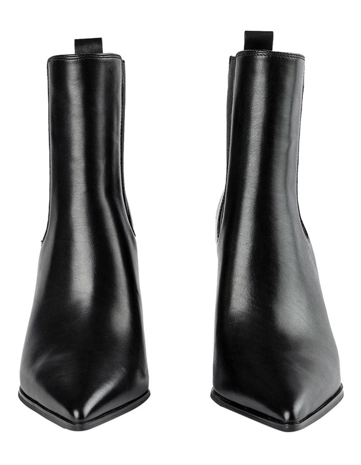 Easton Black Como Ankle Boots image 3