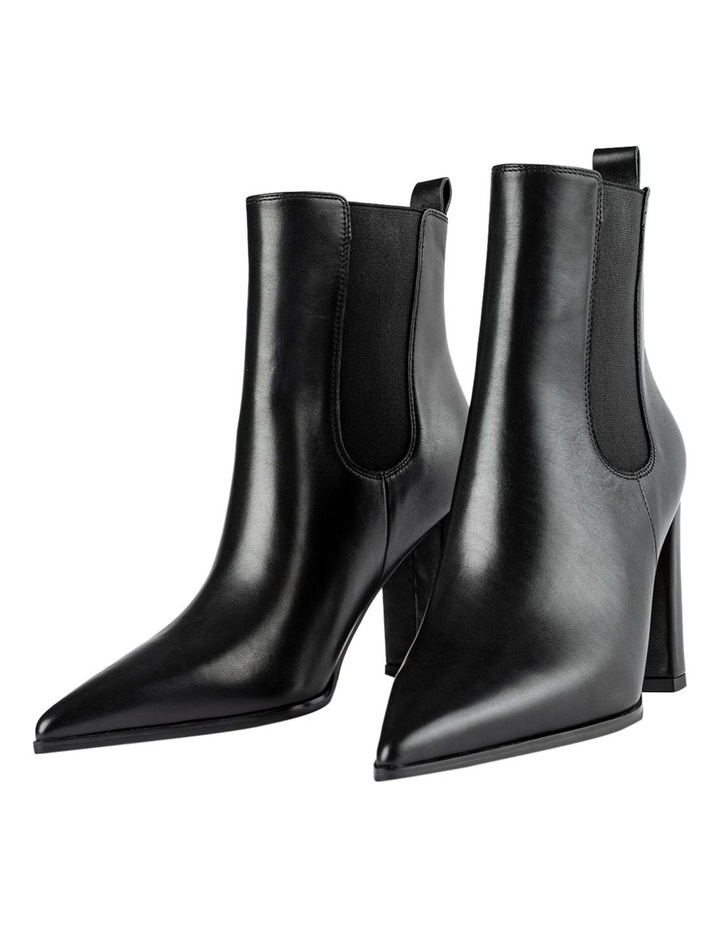 Easton Black Como Ankle Boots image 4