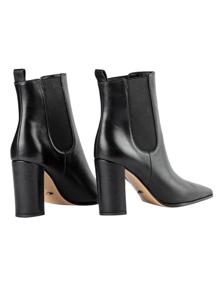 Easton Black Como Ankle Boots image 5
