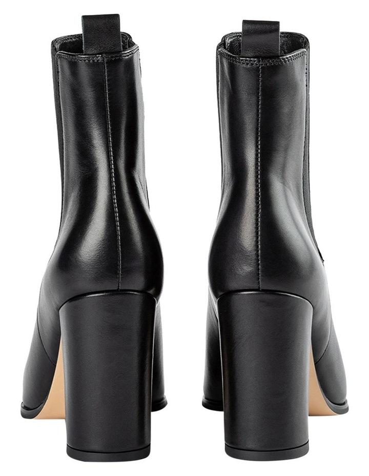 Easton Black Como Ankle Boots image 6
