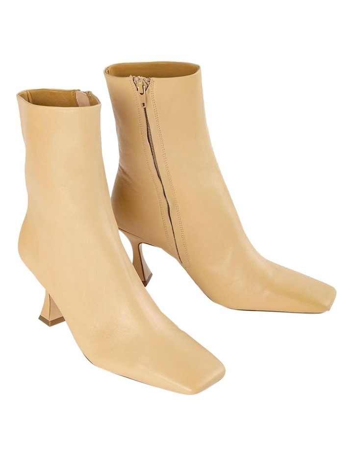 Foxxe Butter Nappa Ankle Boots image 3