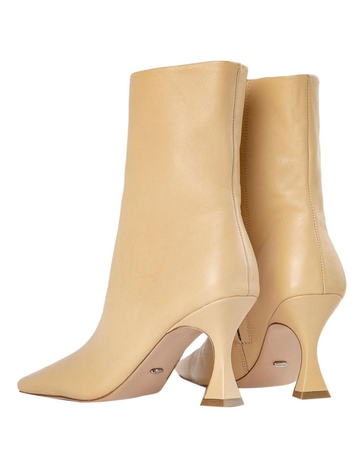 Foxxe Butter Nappa Ankle Boots image 6