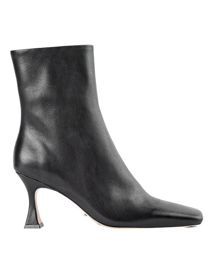 Foxxe Black Capretto Ankle Boots image 1