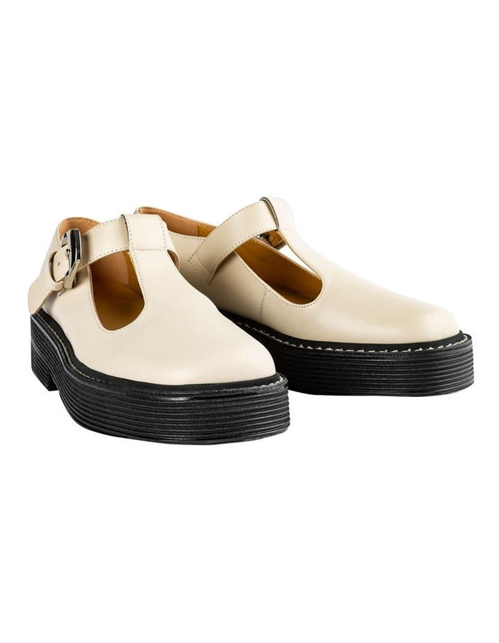 Ginga Vanilla Capretto Casual Shoes image 2