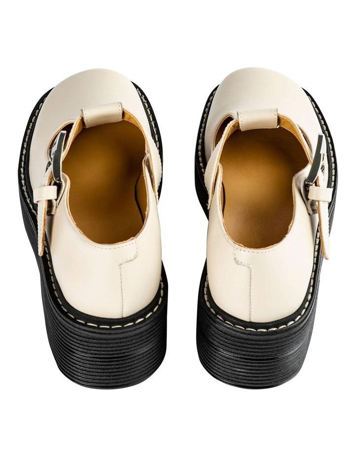 Ginga Vanilla Capretto Casual Shoes image 4