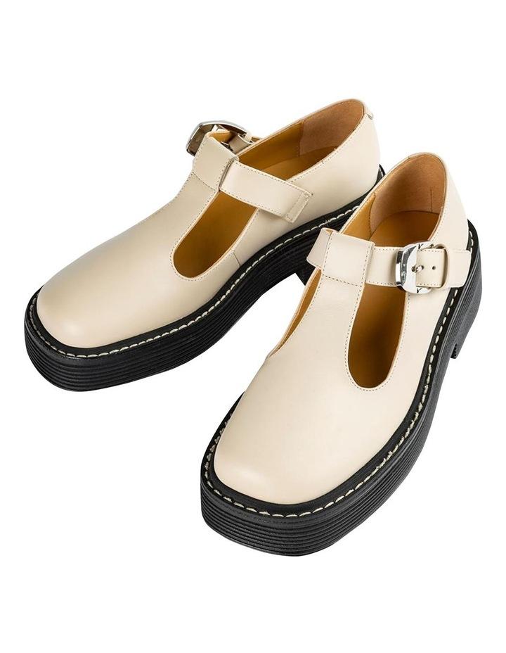 Ginga Vanilla Capretto Casual Shoes image 5