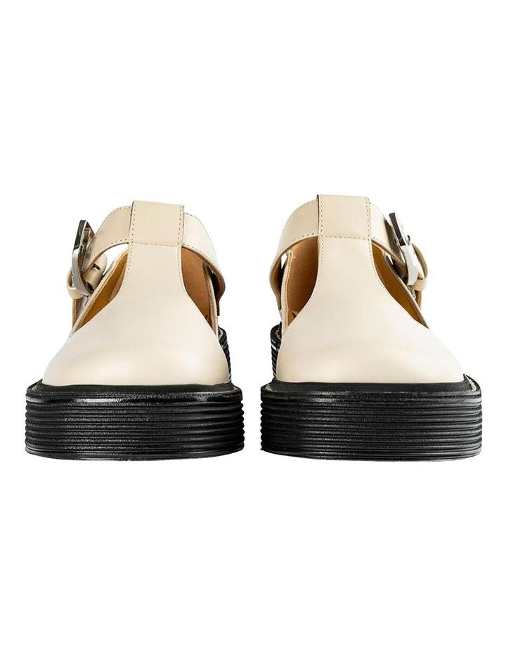 Ginga Vanilla Capretto Casual Shoes image 6