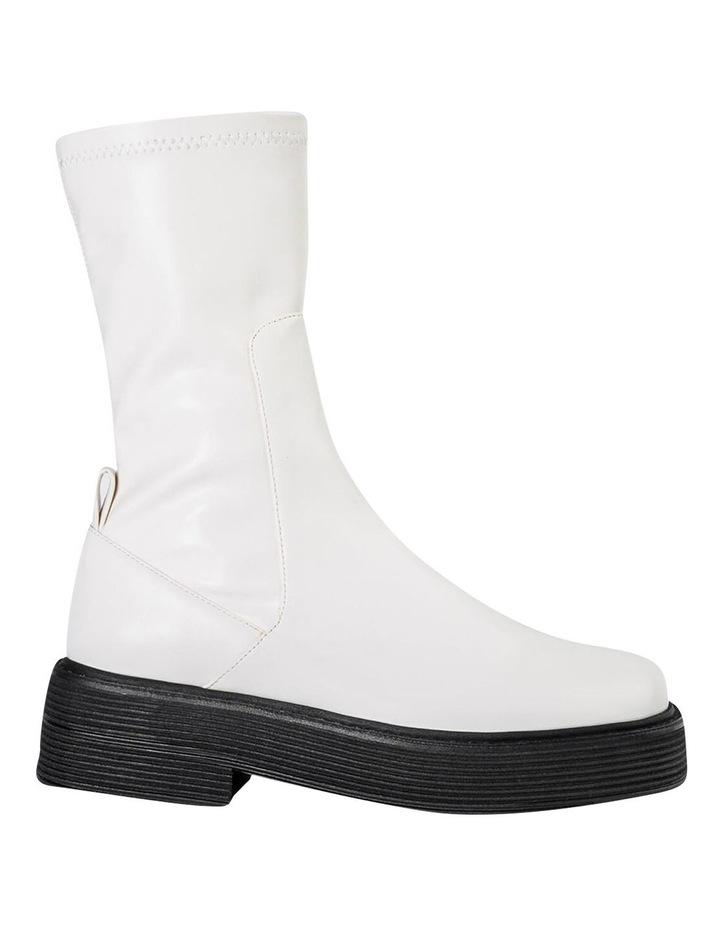 Glacier Cream Venezia Calf Boots image 1