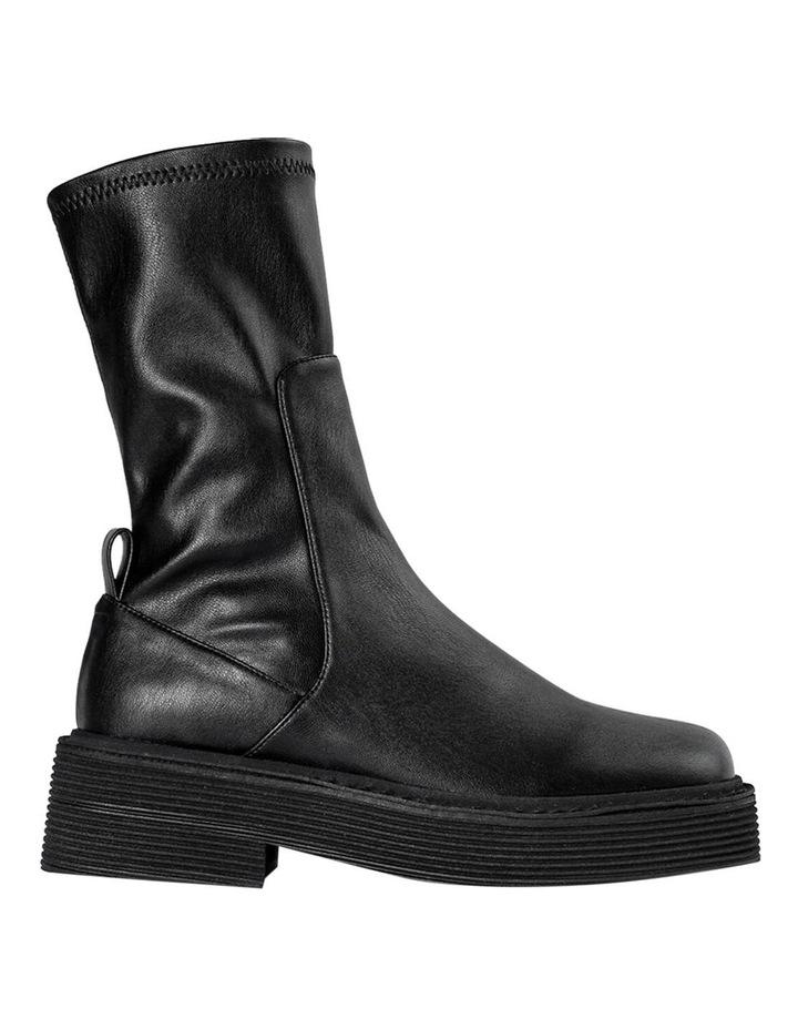 Glacier Black Venezia Calf Boots image 1