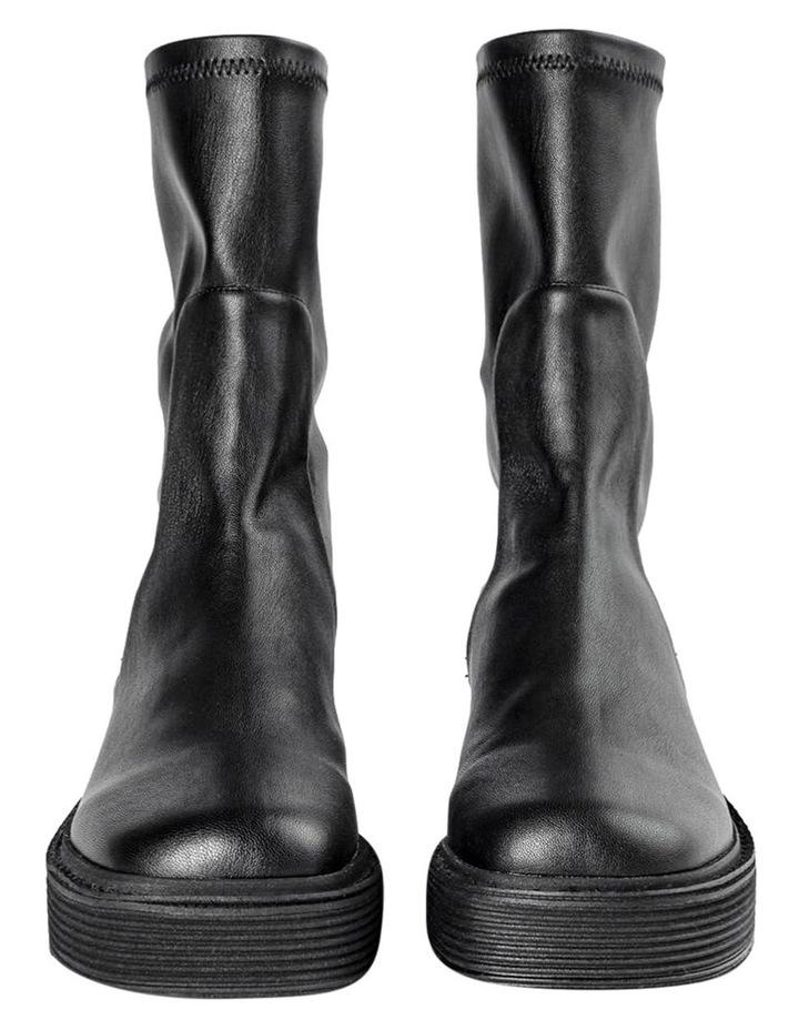Glacier Black Venezia Calf Boots image 2
