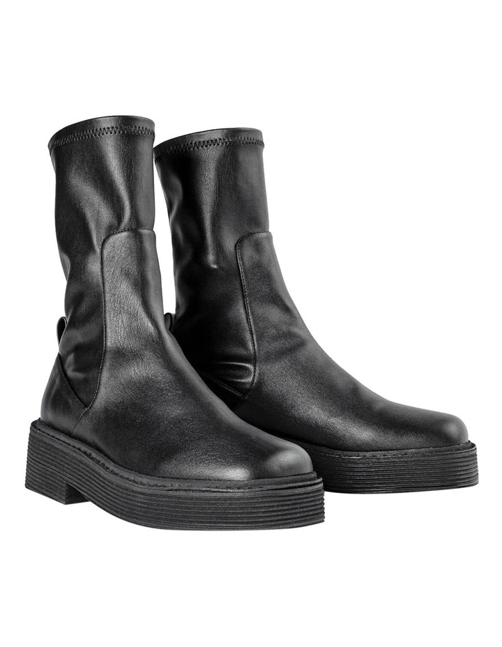 Glacier Black Venezia Calf Boots image 4