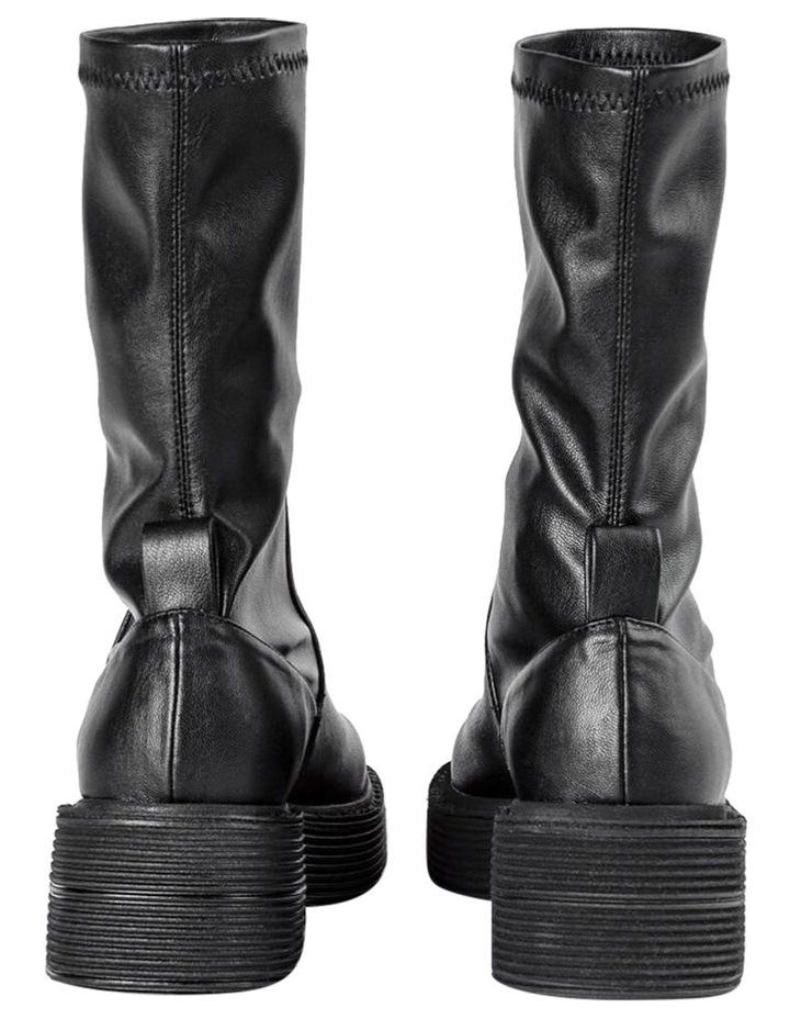 Glacier Black Venezia Calf Boots image 5