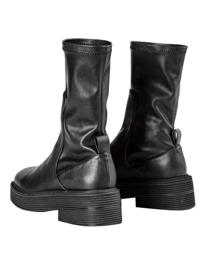 Glacier Black Venezia Calf Boots image 6
