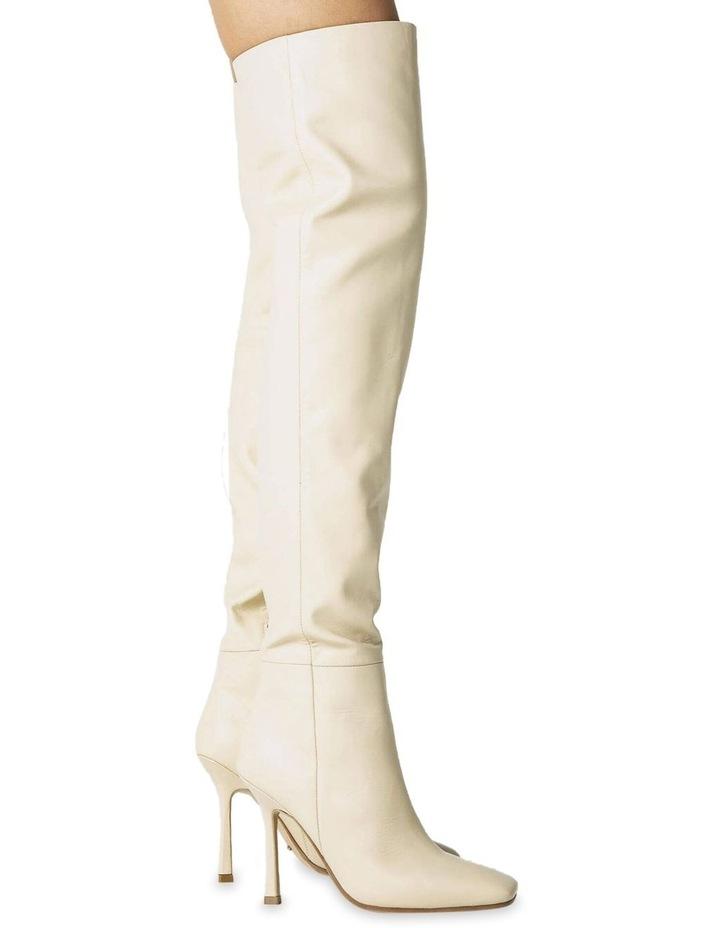 Halo Vanilla Capretto Long Boots image 3